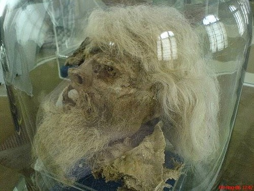 Original Saltman Mummy