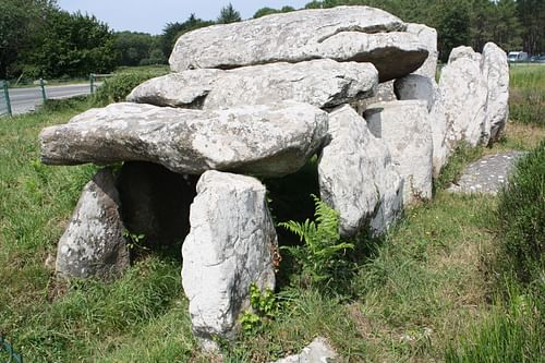Kermario Dolmen, Carnac (by Mark Cartwright, CC BY-NC-SA)