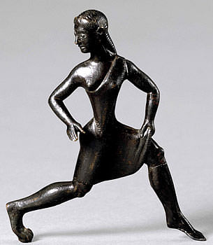 The Women Of Sparta Athletic Educated And Outspoken Radicals Of The Greek World Ancient History Encyclopedia
