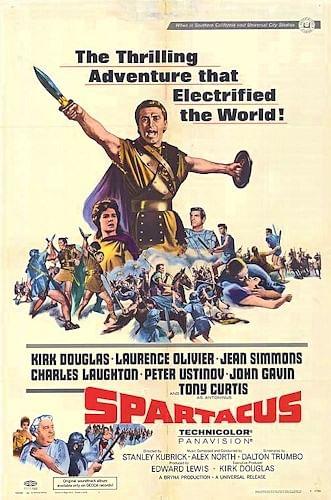 spartacus slave rebellion