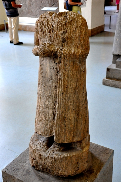 Statue of a ruler of Ashur