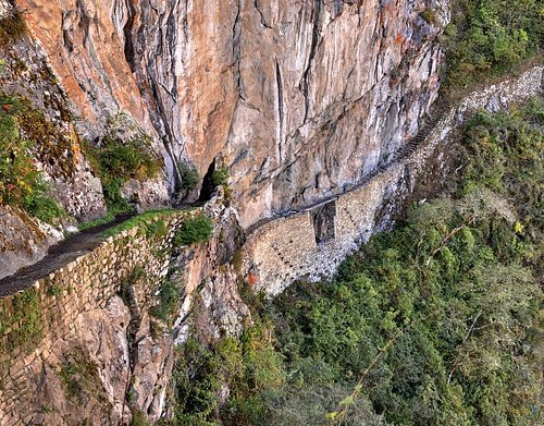 Inca Road & Bridge