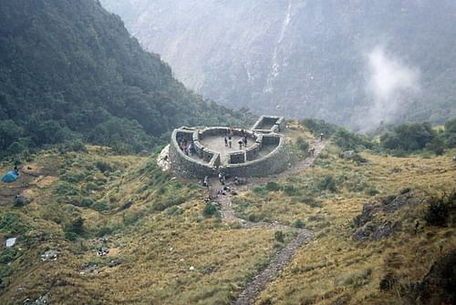 Inca Road Rest Station