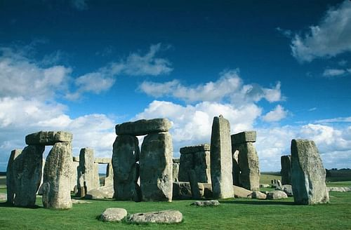 Stonehenge (by Jan van der Crabben, Copyright)