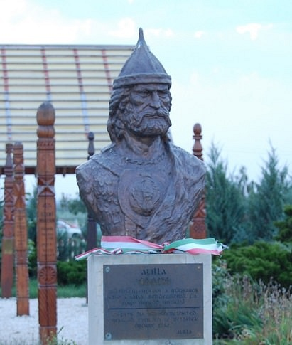 Attila the Hun Bust