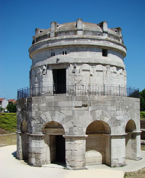 Mausoleum of Theodoric, Ravenna