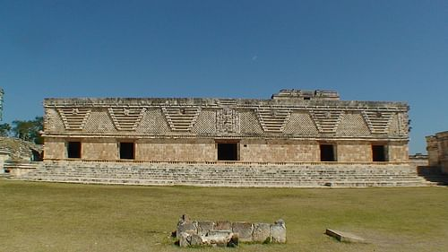 Nunnery Quadrangle, Uxmal