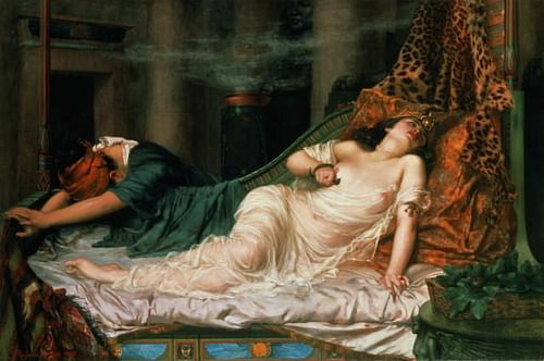 Cleopatra's Death
