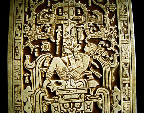 Pakal the Great & Xibalba