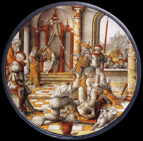 Herodotus in Art