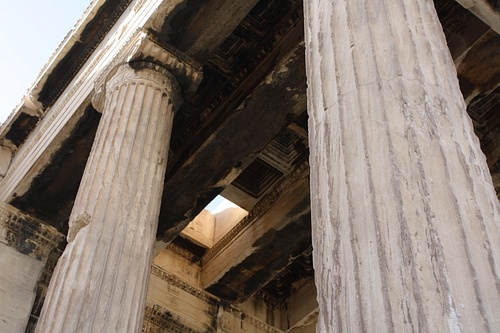Erechtheion Roof Detail