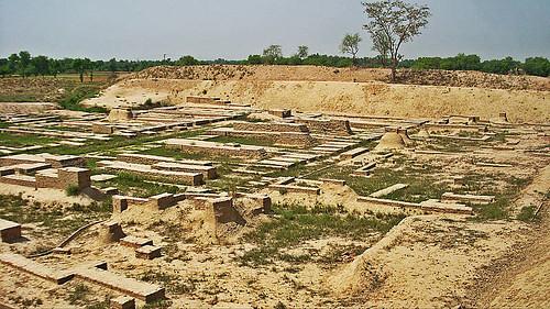 decline of indus valley civilisation