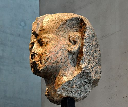 Head of Hatshepsut