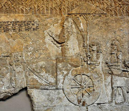 Sennacherib - Ancient History Encyclopedia