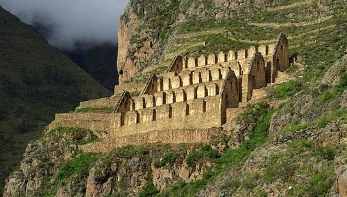 Inca Food Agriculture