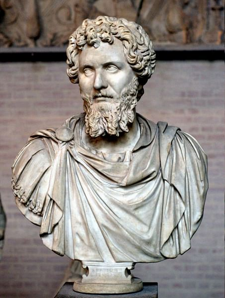 Septimius Severus (by Bibi Saint-Pol)