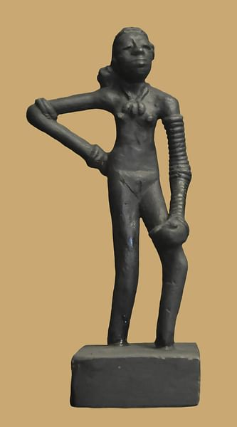 Dancing Girl of Mohenjo-daro