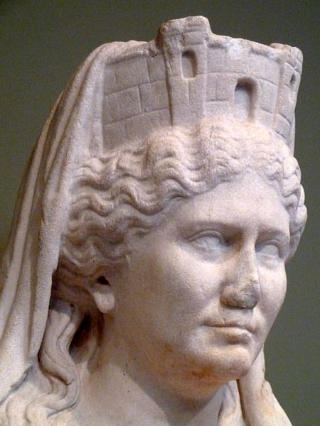 Cybele (by Dave & Margie Hill / Kleerup)