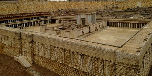 Second Temple Model