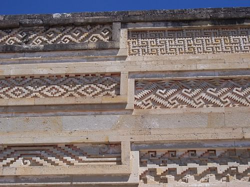Wall Designs at Mitla