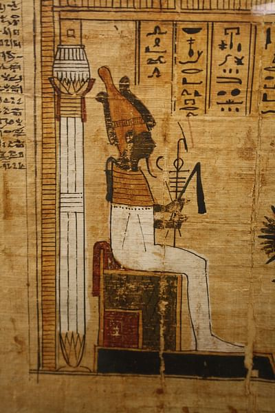 Pharaoh, Book of the Dead