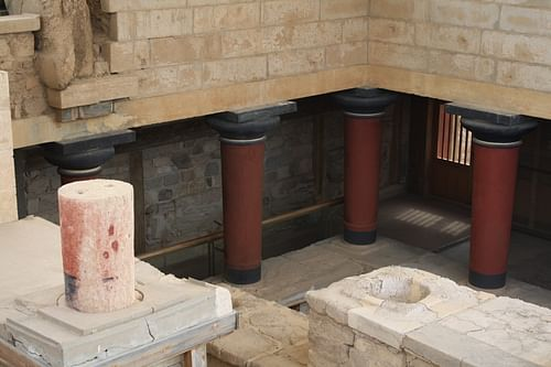The Palace of Knossos (by Mark Cartwright, CC BY-NC-SA)