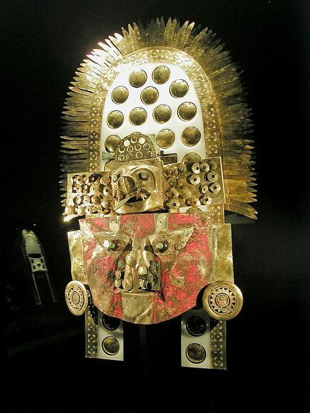 Lambayeque Mask