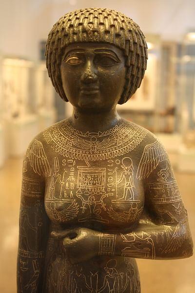 pleasing an egyptian man