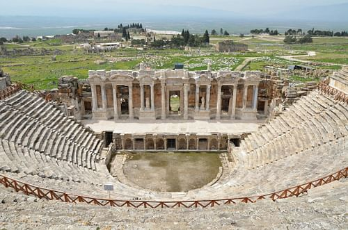 Roman Theatre of Hierapolis
