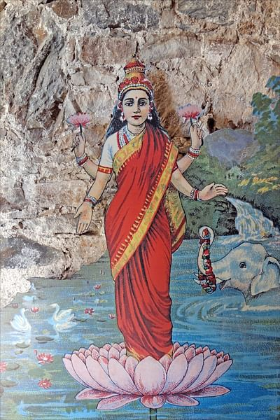 Lakshmi - Ancient History Encyclopedia