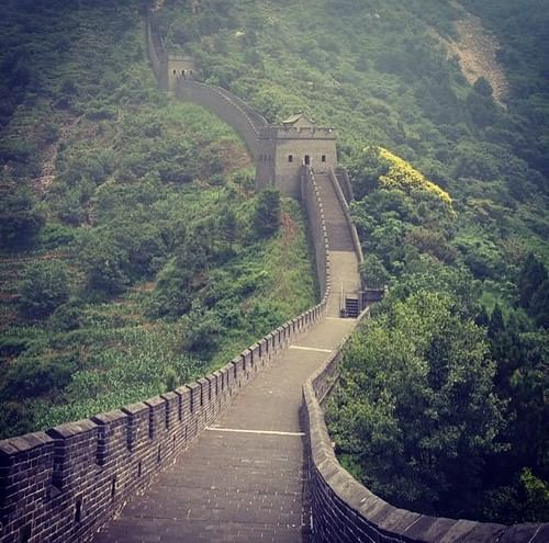 The Great Wall of China (by Emily Mark, CC BY-SA)