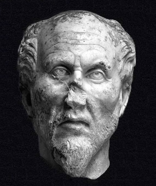 Plotinus (by Anonymous, CC BY-SA)