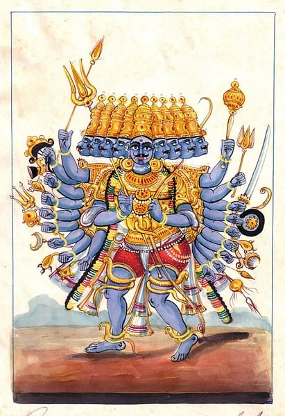 Ravana - Ancient History Encyclopedia