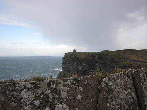 The Cliffs of Moher, County Clare, Ireland (by )