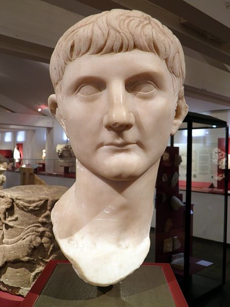 Germanicus Marble Bust (by )