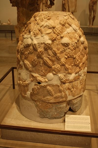 Omphalos of Delphi
