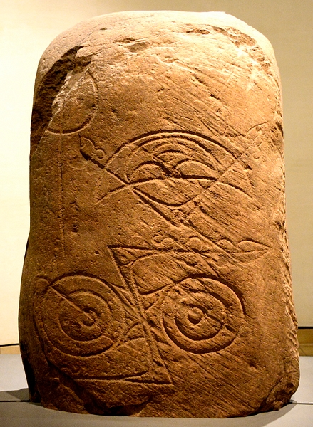 Pictish Stone, Invereen, Scotland
