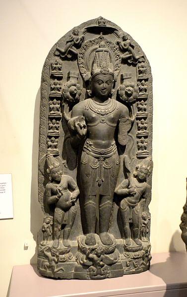 Surya Stele