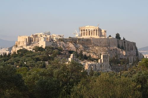 Athens Acropolis (by Mark Cartwright, CC BY-NC-SA)