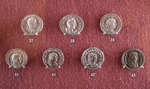 Roman Empire Silver Coins (by )