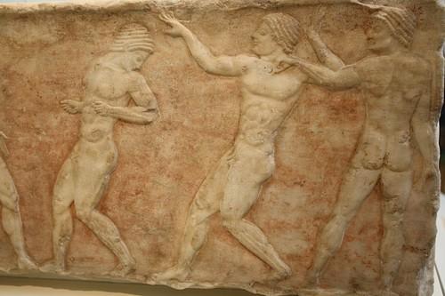 Ancient Olympic Games - Ancient History Encyclopedia
