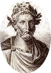 Plautus (by Unknown Artist, Public Domain)