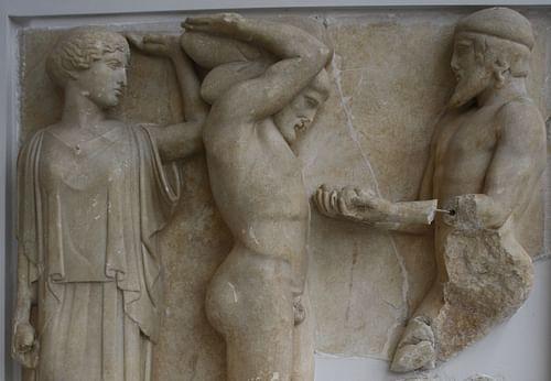 Hercules and Atlas