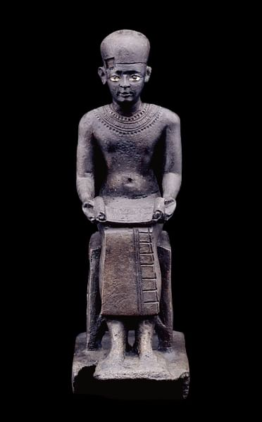 Imhotep (by Trustees of the British Museum, Copyright)