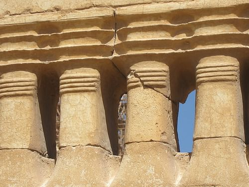 Ancient Egyptian Architecture Ancient History Encyclopedia