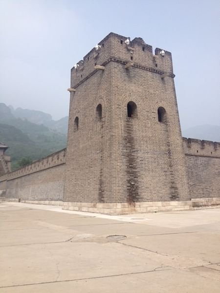 Watchtower at the Great Wall of China