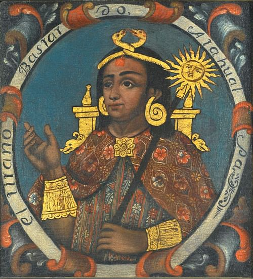 Atahualpa (by Brooklyn Museum)
