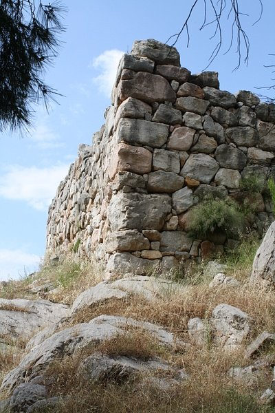 South Tower, Tiryns