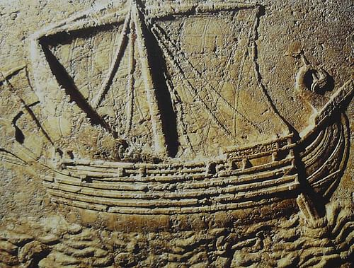 Phoenician-Punic Ship