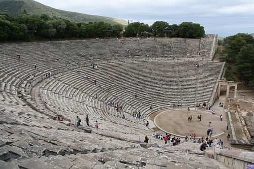 Greek Theatre Architecture Article
